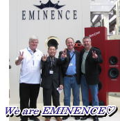 We are EMINENCE♡
